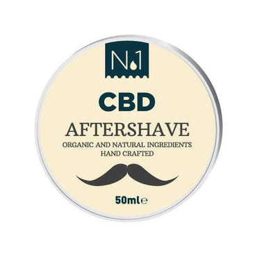 CBD Aftershave Nutri Oil 50 ml
