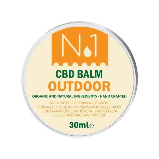 CBD balzam Outdoor Nutri Oil 30 ml
