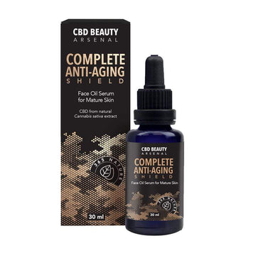 CBD Uljni serum za njegu zrele kože 365 Nature 30 ml - Alternativa Webshop