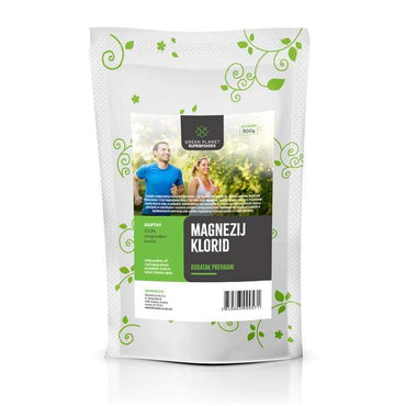 Čisti magnezijev klorid Green Planet Superfoods 500g