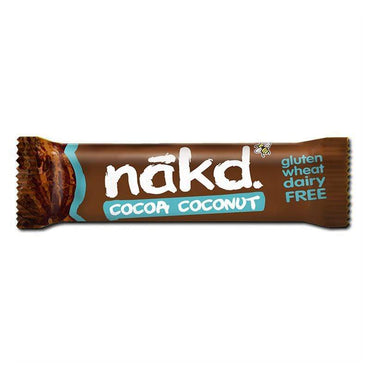 Cocoa Coconut Raw bar Nakd 35g - Alternativa Webshop