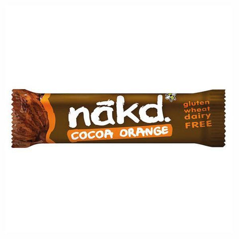 Cocoa Orange Raw bar Nakd 35g
