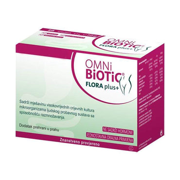 Copy of Omni Biotic Flora plus+ 14 vrećica - Alternativa Webshop