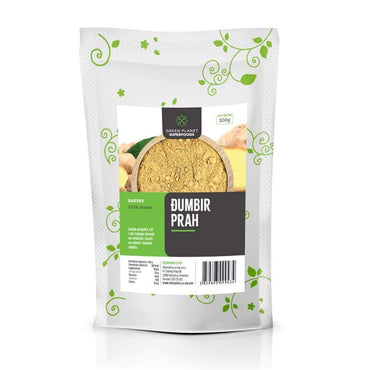 Đumbir prah Green Planet Superfoods 100g - Alternativa Webshop