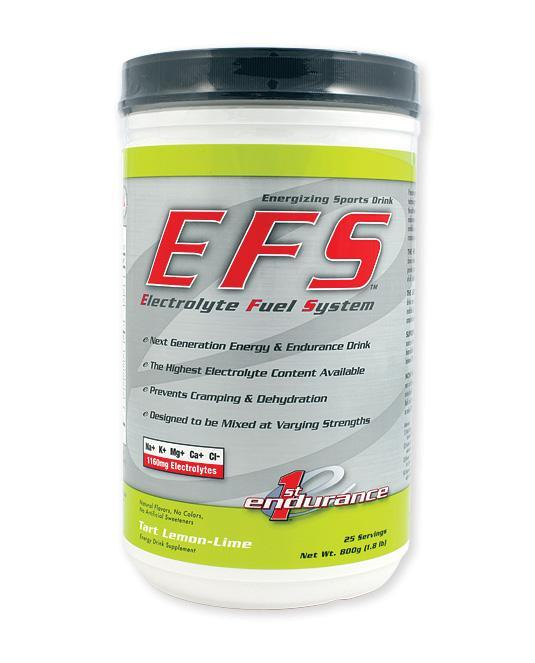 EFS Tart Lemon-Lime First Endurance 800g