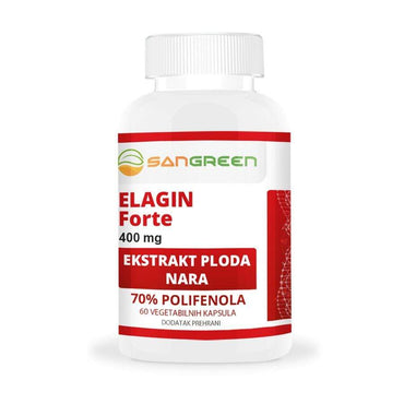 Elagin Forte Sangreen 60kapsula - Alternativa Webshop