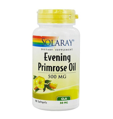 Evening Primrose Oil (ulje noćurka) Solaray 90 kapsula