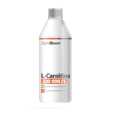 Fat burner L-karnitin GymBeam 500ml - Alternativa Webshop