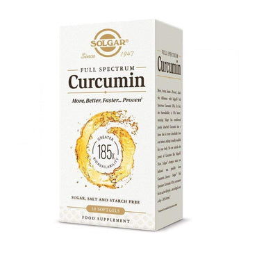 Full Spectrum curcumin Solgar 30 kapsula - Alternativa Webshop