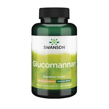 Glucomannan 665 mg Swanson 90 kapsula - Alternativa Webshop