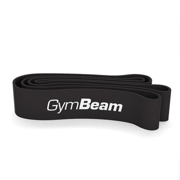 Guma za vježbanje Cross Band Level 4 (crna) GymBeam - Alternativa Webshop
