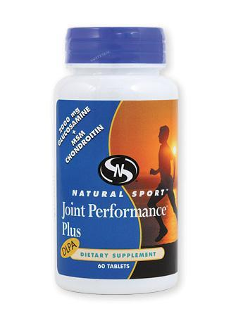 Joint Performance Plus Natural Sport 60 tableta