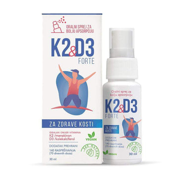 K2&D3 u spreju 365 Nature 30ml - Alternativa Webshop