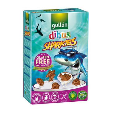 Keksi Sharkies bez glutena Gullon 250g
