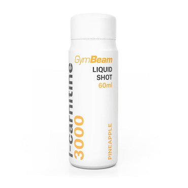 L-karnitin 3000 Liquid Shot Ananas GymBeam 60 ml - Alternativa Webshop