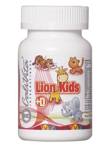Lion Kids Multi +D Calivita 90 tableta