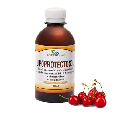 LipoPROTECTOsol Interhealth 300ml