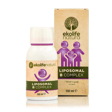 Liposomalni B kompleks Ekolife Natura 150ml - Alternativa Webshop