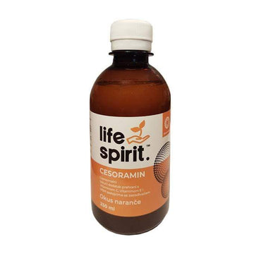 Liposomalni vitamin C Cesoramin Life Spirit 250 ml - Alternativa Webshop