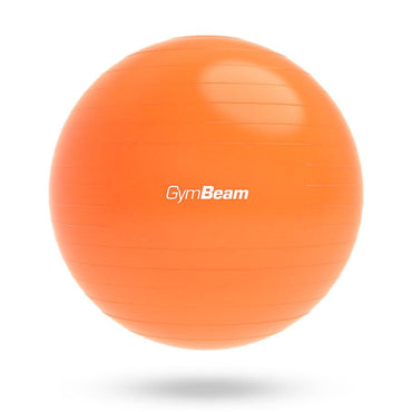 Lopta za fitness FitBall narančasta GymBeam 85 cm - Alternativa Webshop