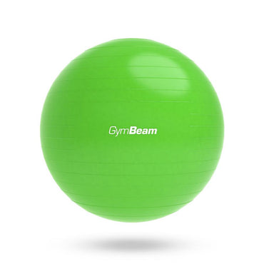 Lopta za fitness FitBall zelena GymBeam 65 cm - Alternativa Webshop