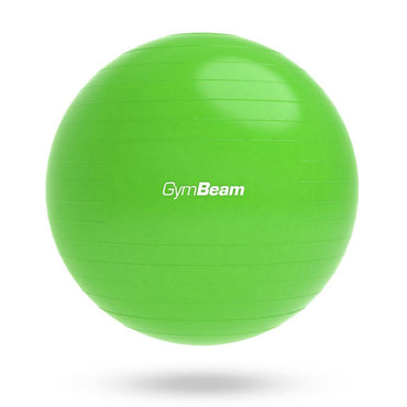 Lopta za fitness FitBall zelena GymBeam 85 cm - Alternativa Webshop