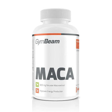 Maca GymBeam 120 kapsula - Alternativa Webshop