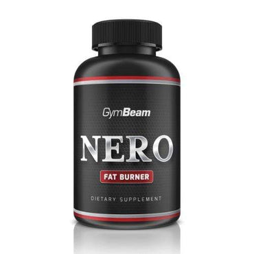 Nero Fat Burner GymBeam 120 kapsula - Alternativa Webshop