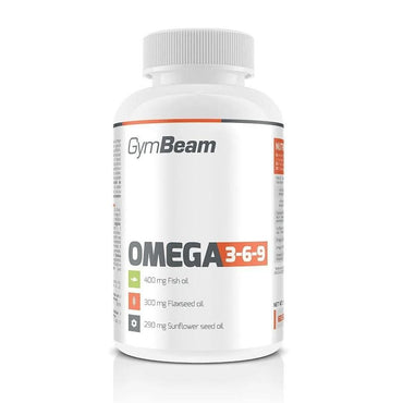 Omega 3-6-9 GymBeam 240 kapsula - Alternativa Webshop