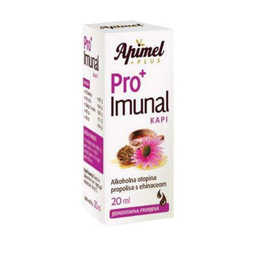 Proimunal kapi – protiv prehlade Apimel 20 ml - Alternativa Webshop