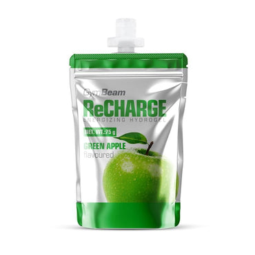 ReCharge Gel zelena jabuka GymBeam 75g - Alternativa Webshop