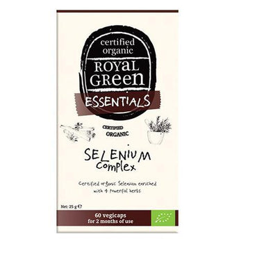Selen kompleks Royal Green 60kapsula