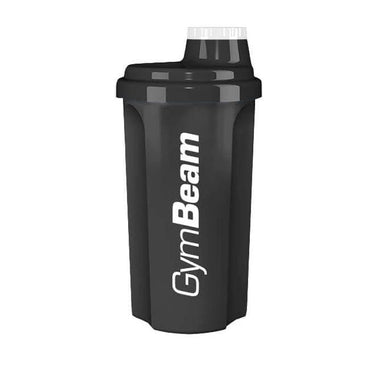 Shaker crni GymBeam 700ml - Alternativa Webshop