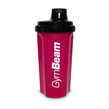 Shaker crveni GymBeam 500ml - Alternativa Webshop