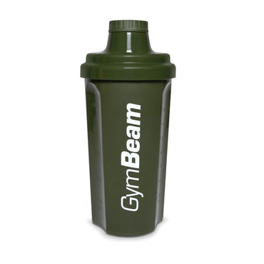 Shaker maslinasto zeleni GymBeam 500ml - Alternativa Webshop
