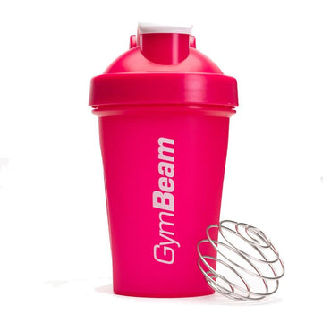 Shaker rozi GymBeam 400ml - Alternativa Webshop