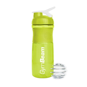 Shaker Sportmixer zeleno-bijeli GymBeam 760ml - Alternativa Webshop