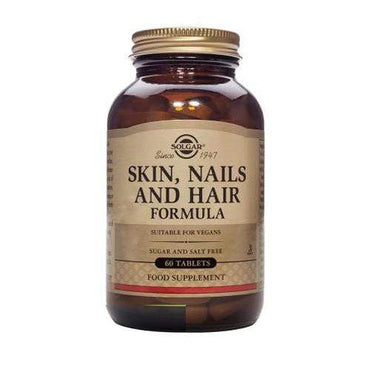 Skin, Nails and Hair Formula Solgar 60 tableta