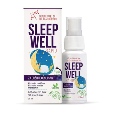 Sleep Well u spreju 365 Nature 25ml - Alternativa Webshop