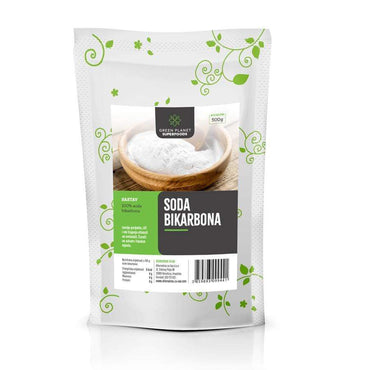 Soda Bikarbona Green Planet Superfoods 500g - Alternativa Webshop