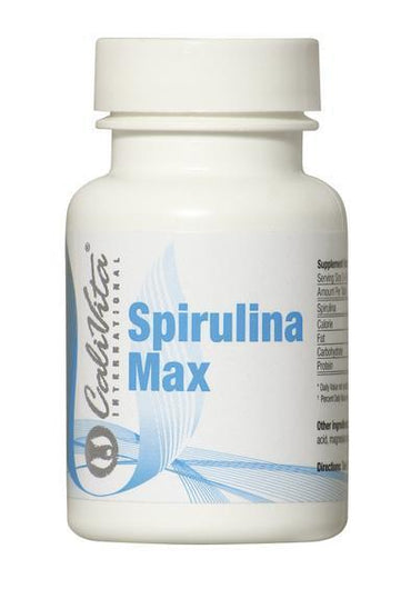 Spirulina max Calivita 60 tableta