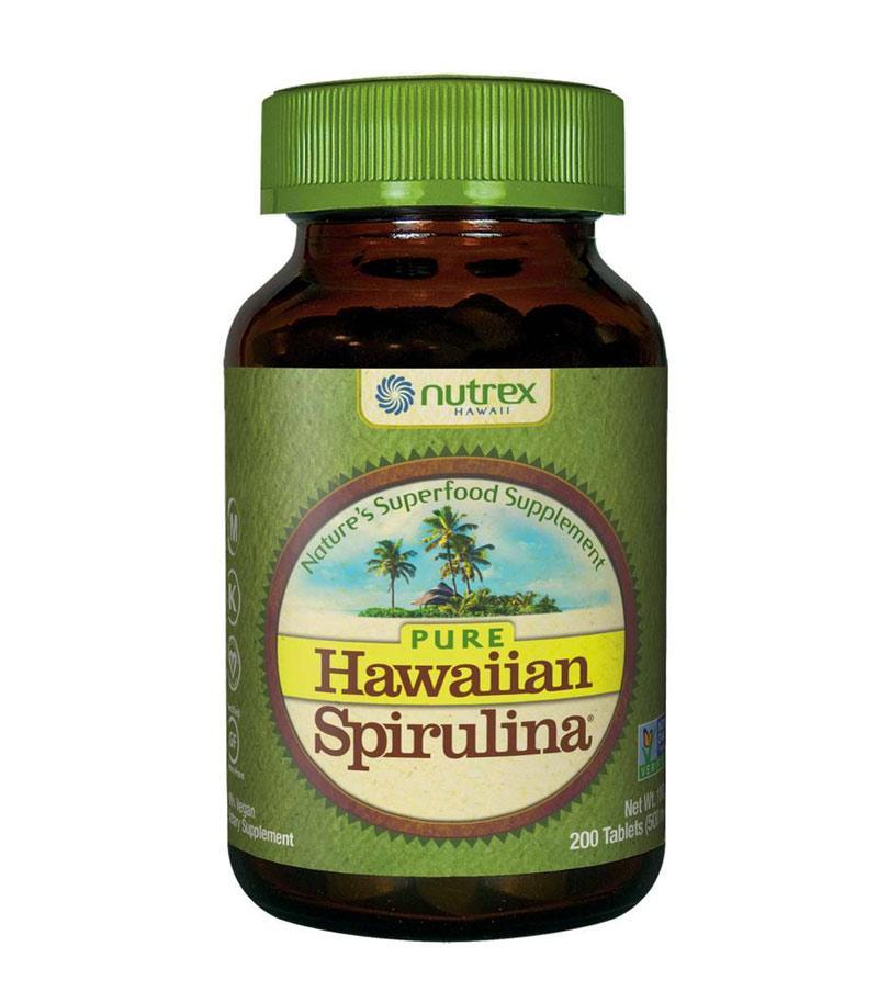 Spirulina pacifika 200 tableta