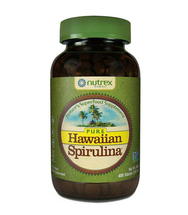 Spirulina pacifika 400 tableta