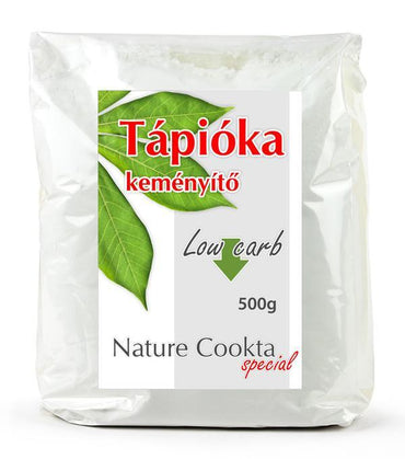 Tapioka škrob Nature Cookta 500g