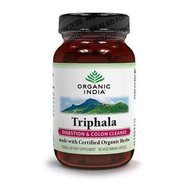 Triphala Organic India 90 kapsula - Alternativa Webshop