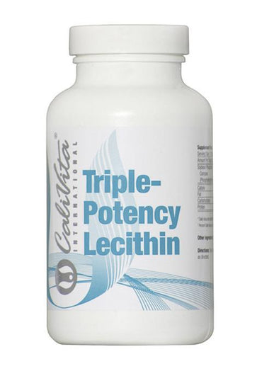 Triple Potency Lecitin Calivita 100 kapsula