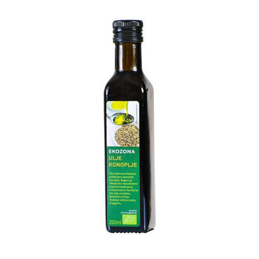 Ulje konoplje Ekozona 250ml - Alternativa Webshop