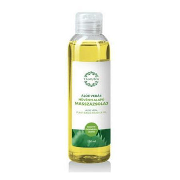 Ulje za masažu Aloe Vera 250ml Yamuna kozmetika - Alternativa Webshop