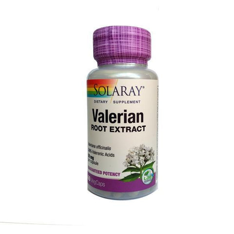 Valerian Root Extract Solaray 60 kapsula