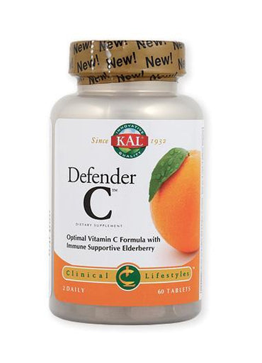 Vitamin C defender Kal 60 tableta